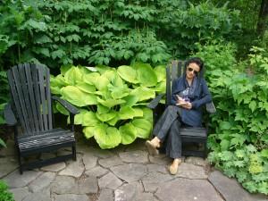 Carlin Garden Tour