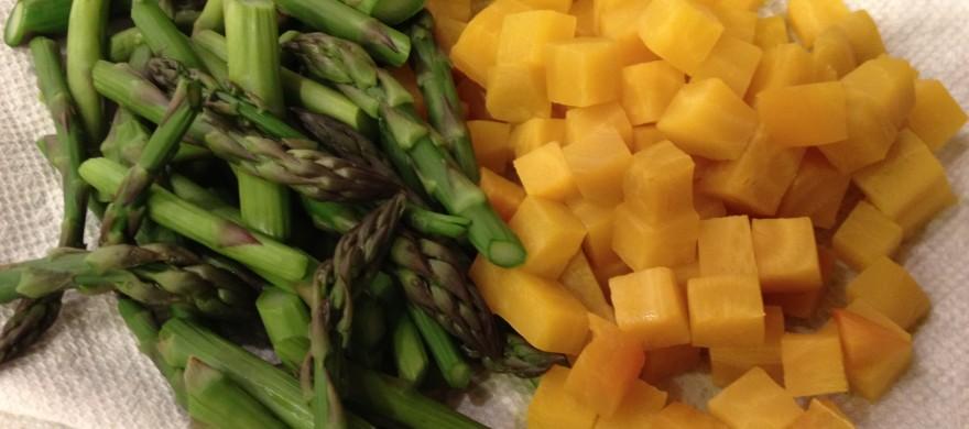 asparagus beet